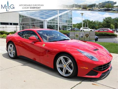 2014 Ferrari F12berlinetta for sale in Dublin, OH