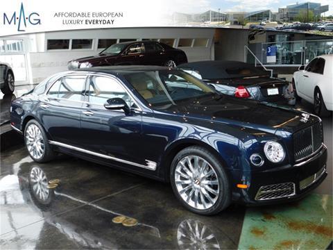 2019 Bentley Mulsanne for sale in Dublin, OH