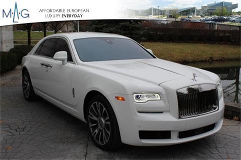 2018 Rolls-Royce Ghost for sale in Dublin, OH
