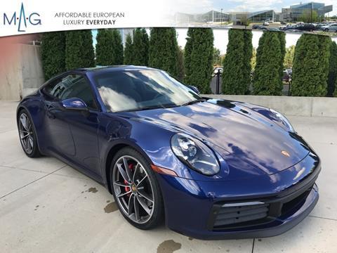 2020 Porsche 911 for sale in Dublin, OH