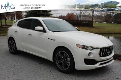 2019 Maserati Levante for sale in Dublin, OH