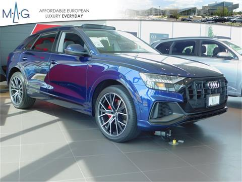 2019 Audi Q8 for sale in Dublin, OH