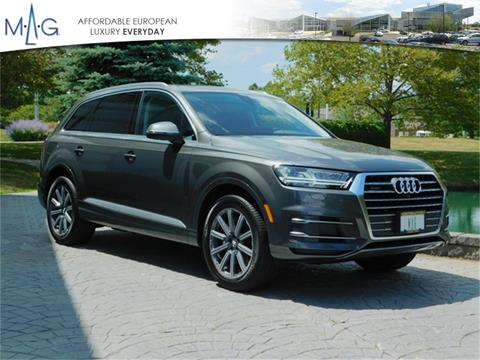 2019 Audi Q7 for sale in Dublin, OH