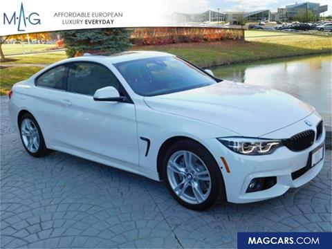 2019 BMW 4 Series for sale in Dublin, OH