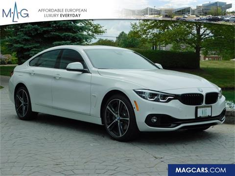 2020 BMW 4 Series for sale in Dublin, OH