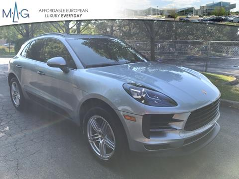 2020 Porsche Macan for sale in Dublin, OH