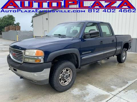 2001 GMC Sierra 2500HD for sale in Evansville, IN