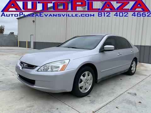 2004 Honda Accord for sale in Evansville, IN