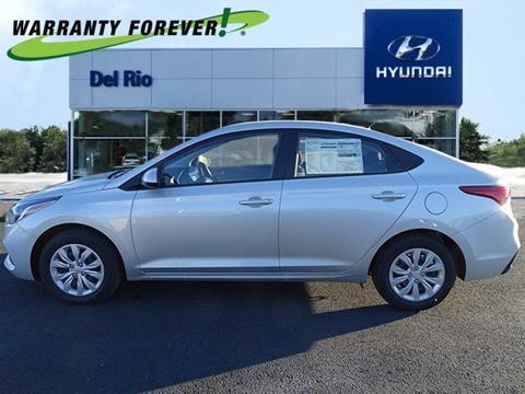 2019 Hyundai Accent for sale in Del Rio, TX