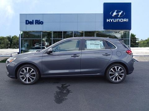 2019 Hyundai Elantra GT for sale in Del Rio, TX