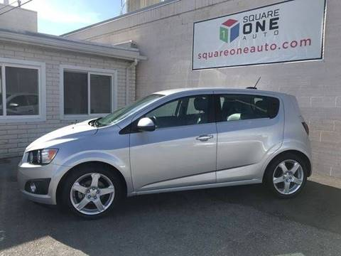 2015 Chevrolet Sonic for sale at SQUARE ONE AUTO LLC in Murray UT