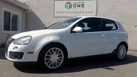 2006 Volkswagen GTI for sale at SQUARE ONE AUTO LLC in Murray UT