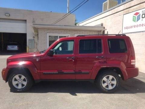 2012 Jeep Liberty for sale at SQUARE ONE AUTO LLC in Murray UT