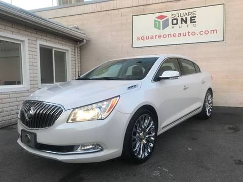 2015 Buick LaCrosse for sale at SQUARE ONE AUTO LLC in Murray UT