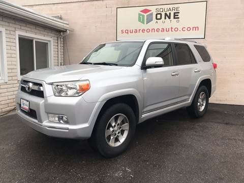 2013 Toyota 4Runner for sale at SQUARE ONE AUTO LLC in Murray UT