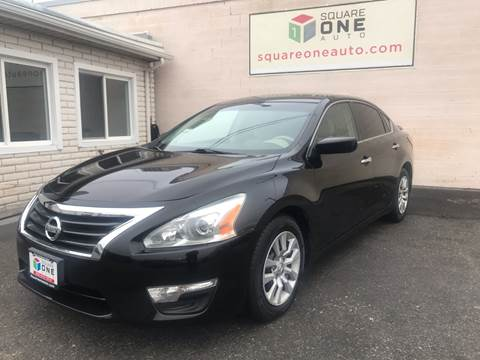 2013 Nissan Altima for sale at SQUARE ONE AUTO LLC in Murray UT