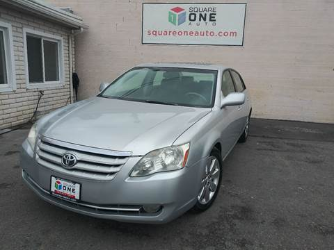 2006 Toyota Avalon for sale at SQUARE ONE AUTO LLC in Murray UT