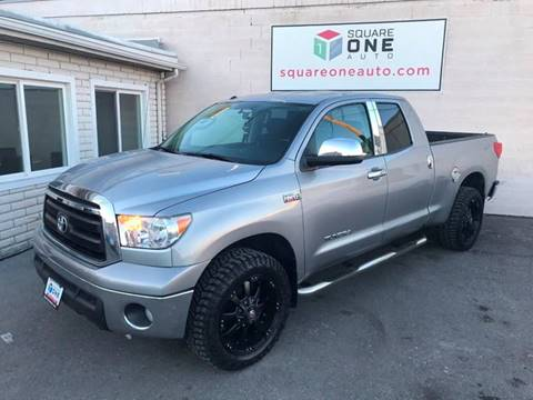2012 Toyota Tundra for sale at SQUARE ONE AUTO LLC in Murray UT
