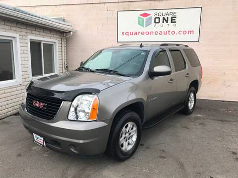 2009 GMC Yukon for sale at SQUARE ONE AUTO LLC in Murray UT