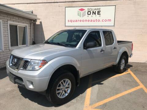 2016 Nissan Frontier for sale at SQUARE ONE AUTO LLC in Murray UT