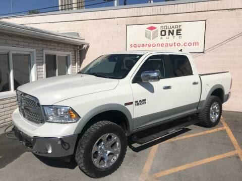 2017 RAM Ram Pickup 1500 for sale at SQUARE ONE AUTO LLC in Murray UT