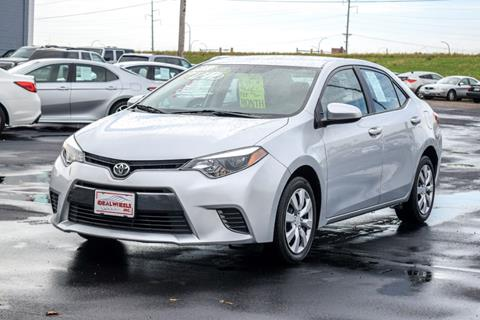 2016 Toyota Corolla for sale in Sioux City, IA