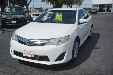 2014 Toyota Camry for sale at Ideal Wheels in Sioux City IA