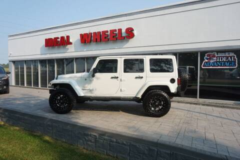 2014 Jeep Wrangler Unlimited for sale at Ideal Wheels in Sioux City IA