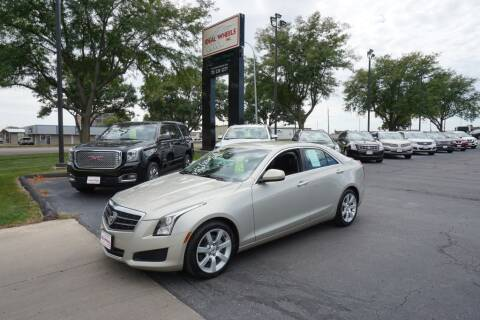 2013 Cadillac ATS for sale at Ideal Wheels in Sioux City IA