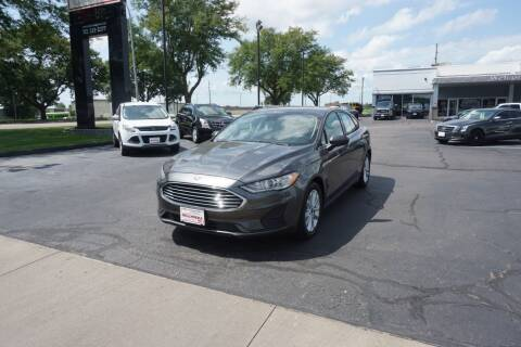 2019 Ford Fusion for sale at Ideal Wheels in Sioux City IA