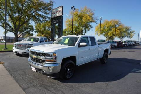 2018 Chevrolet Silverado 1500 for sale at Ideal Wheels in Sioux City IA
