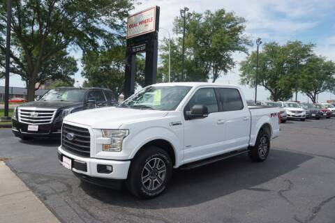 2017 Ford F-150 for sale at Ideal Wheels in Sioux City IA