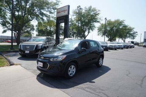 2017 Chevrolet Trax for sale at Ideal Wheels in Sioux City IA