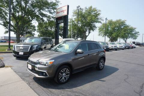 2016 Mitsubishi Outlander Sport for sale at Ideal Wheels in Sioux City IA