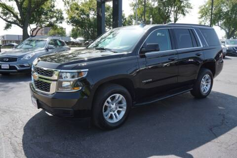 2020 Chevrolet Tahoe for sale at Ideal Wheels in Sioux City IA