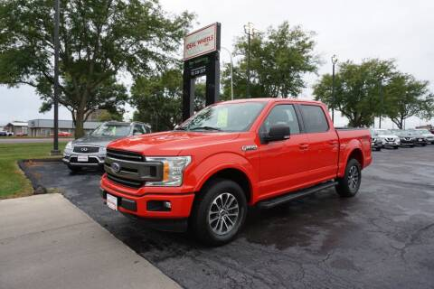 2018 Ford F-150 for sale at Ideal Wheels in Sioux City IA
