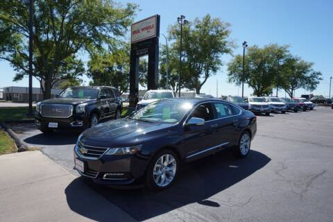 2019 Chevrolet Impala for sale at Ideal Wheels in Sioux City IA