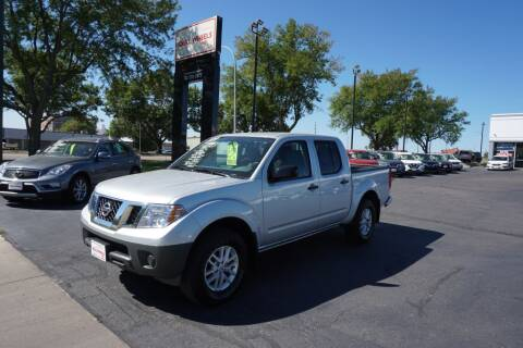 2019 Nissan Frontier for sale at Ideal Wheels in Sioux City IA