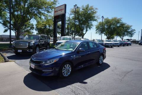 2018 Kia Optima for sale at Ideal Wheels in Sioux City IA