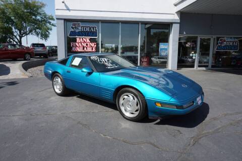 1993 Chevrolet Corvette for sale at Ideal Wheels in Sioux City IA
