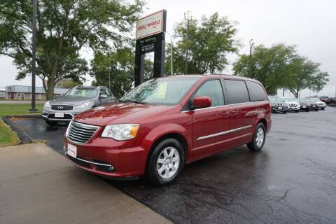 2012 Chrysler Town and Country for sale at Ideal Wheels in Sioux City IA
