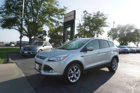 2015 Ford Escape for sale at Ideal Wheels in Sioux City IA