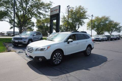 2017 Subaru Outback for sale at Ideal Wheels in Sioux City IA