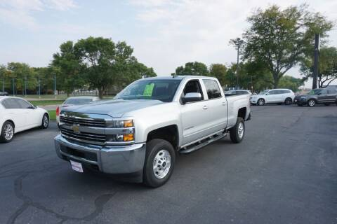 2018 Chevrolet Silverado 2500HD for sale at Ideal Wheels in Sioux City IA