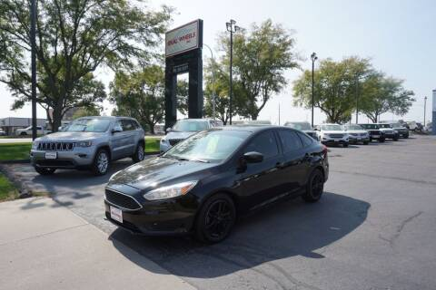 2018 Ford Focus for sale at Ideal Wheels in Sioux City IA