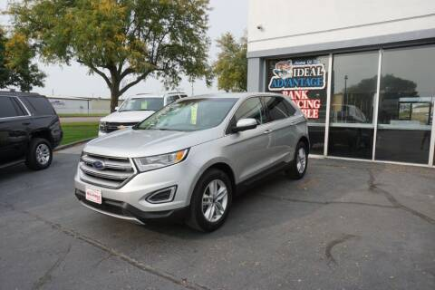 2017 Ford Edge for sale at Ideal Wheels in Sioux City IA