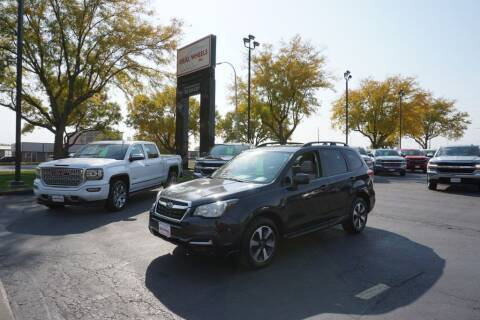 2018 Subaru Forester for sale at Ideal Wheels in Sioux City IA