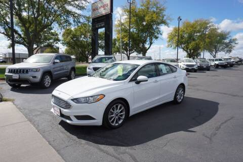 2017 Ford Fusion for sale at Ideal Wheels in Sioux City IA