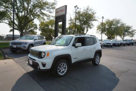 2019 Jeep Renegade for sale at Ideal Wheels in Sioux City IA