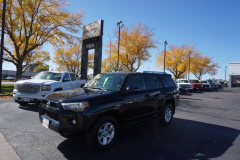 2016 Toyota 4Runner for sale at Ideal Wheels in Sioux City IA